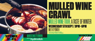 Winter Pride '18 Mulled Wine Crawl