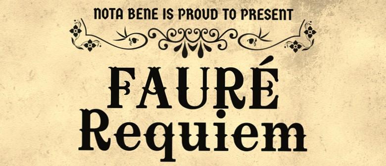 Nota Bene Presents: Fauré's Requiem