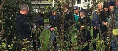 Auckland Rose Society - Pruning Demonstration
