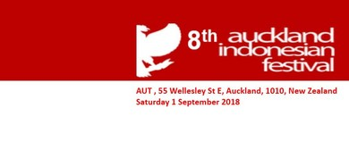The 8th Auckland Indonesian Festival