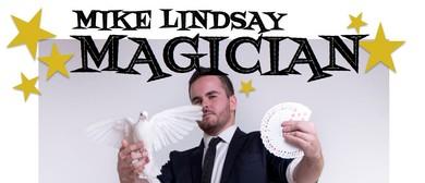 Mike Lindsay Magician