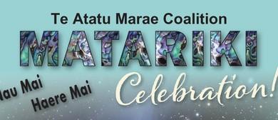 Te Atatu Marae Coalition Matariki Celebration