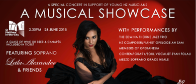 A Musical Showcase: A Concert to Support NZ Musical Talent