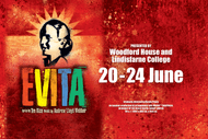 Evita - Lindisfarne and Woodford Joint Production