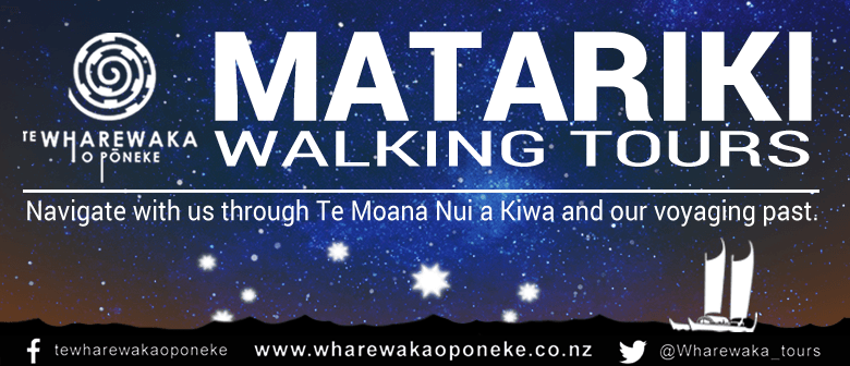 Matariki Walking Tour