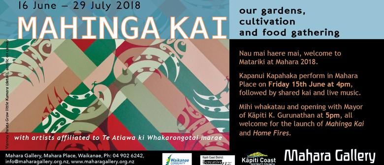 Opening - Mahinga Kai
