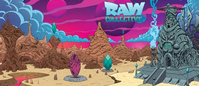 Raw Collective - For The Ancients - Album Release (AKL)