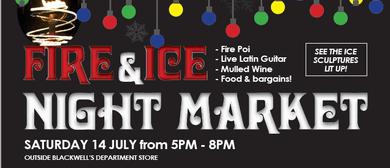 Blackwells Fire and Ice Festival