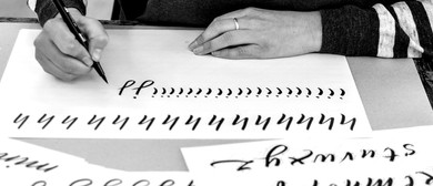 Studio One Toi Tū - Intro to Brush Pen Calligraphy