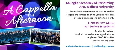 A Cappella Afternoon