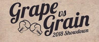 The Grape vs Grain Showdown: SOLD OUT