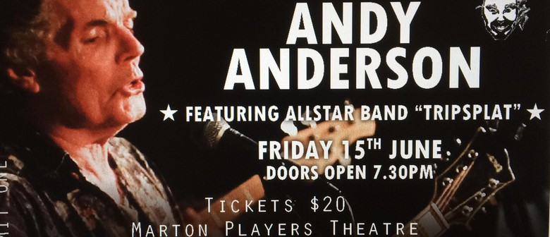 Andy Anderson - Featuring All Star Band TripSplat