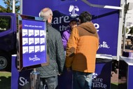 Cadbury Dairy Milk - Share the Taste Road Trip