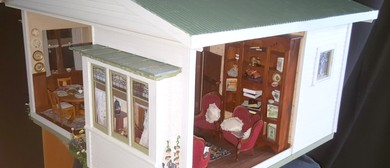 Dolls Houses, Box Rooms and Miniature Furniture - Open Day
