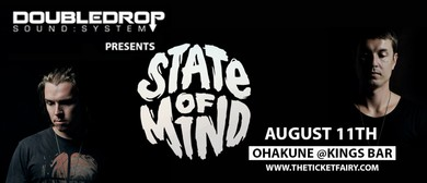State Of Mind - Drum and Bass legends
