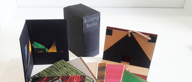 Studio One Toi Tū - Folded and Sewn Bookmaking Workshop