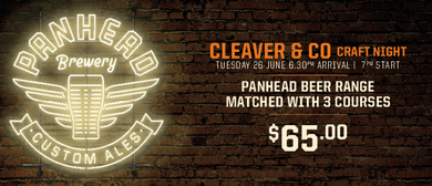 Panhead Dinner: CANCELLED