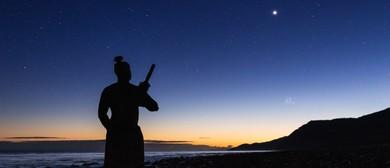 Matariki Festival 2018: Tirotiro Whetū: Pre-dawn Stargazing