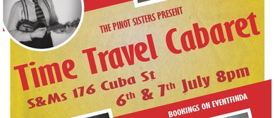 Time Travel Cabaret - 1944 UK Keep Calm & Party On