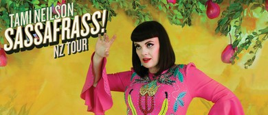 Tami Neilson - Sassafrass! NZ Tour