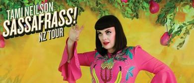 Tami Neilson - Sassafrass! NZ Tour
