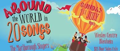 Around the World In Twenty Songs