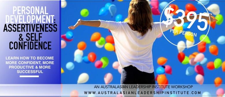 Personal Development: Assertiveness & Self Confidence