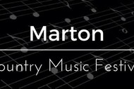 Image for event: Marton Country Music Festival 2019