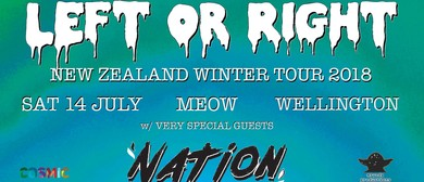 Left Or Right NZ Winter Tour