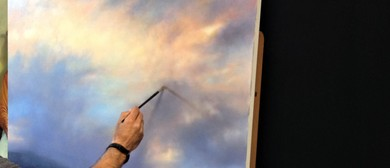 Painting Workshop - Misty Sky In Oils