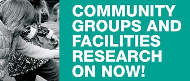 Community Groups/Services Research Workshop