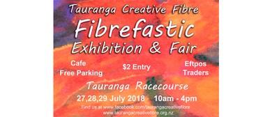 Tauranga Creative Fibre's Fibretastic Exhibition