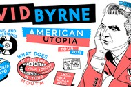 Image for event: David Byrne - American Utopia NZ Tour