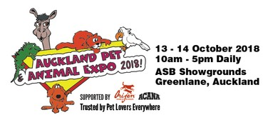 Auckland Pet & Animal Expo 2018