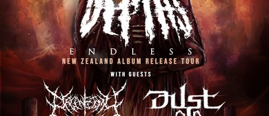 Depths - Endless Album Release Tour