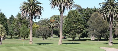 2018 NZ Mixed Foursomes Championship