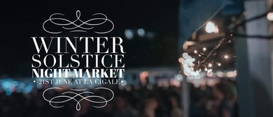 Winter Soltice Night Market