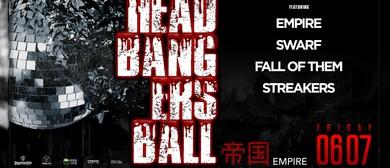 Head Bangers Ball 2018