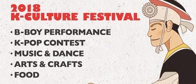 Experience Korea: 2018 K-Culture Festival