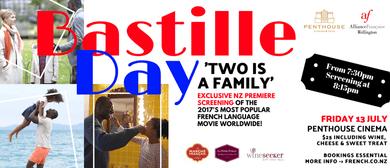 Bastille Day 2018