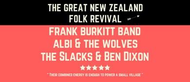 The Great New Zealand Folk Revival
