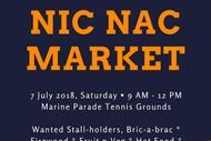 NicNac Market Day