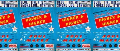 Higher & Higher - Fundraising Concert