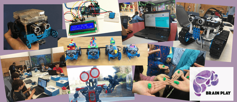 Technology Holiday Programme - Robotics (One-day Course)