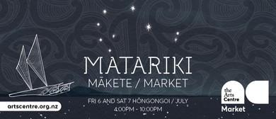 Matariki Mākete/Market
