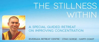 The Stillness Within - A Special Guided Meditation Retreat