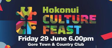 Hokonui Culture Feast