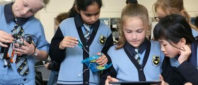 Queen Margaret College School In Action Day