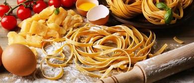 Pop Up Pasta Event