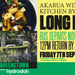Akarua Wines and Kitchen by Artisan Long Lunch